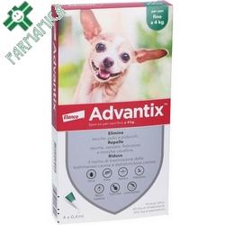 Advantix Spot-On Cani Piccoli 4kg Farmamica