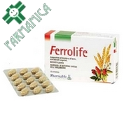 Ferrolife Compresse 27,3g Farmamica