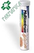 Multicentrum Effervescente 90g Farmamica