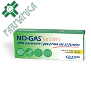 No-Gas Enzimi 13,8g Farmamica
