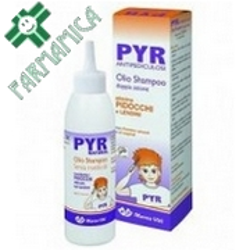 Pyr Antipediculosi Olio-Shampoo 150mL Farmamica