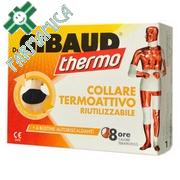 Dr Gibaud Thermo Collare Termoattivo Riutilizzabile Farmamica