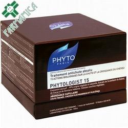 Phytologist 15 Trattamento Anticaduta Capelli 12x3,5mL Farmamica