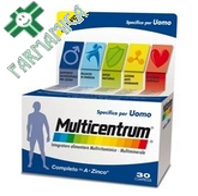 Multicentrum Uomo 40g Farmamica