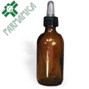 Flacone in Vetro con Contagocce 20mL Farmamica