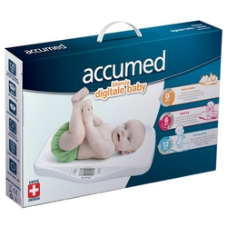 Accumed Baby Digital Scale WE300
