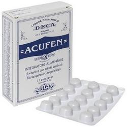 Acufen Compresse 9,3g