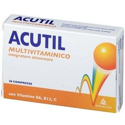 Acutil Multivitaminico Compresse 39g