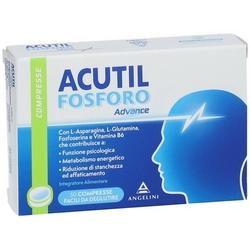 Acutil Fosforo Advance Compresse 12,5g