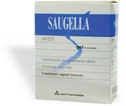 Saugella Gel Single Dose 5x6mL