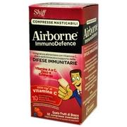 Airborne ImmunoDefence Compresse Masticabili Frutti di Bosco 64g