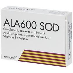 ALASod 600 Compresse 20,4g