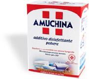 Amuchina Additive Disinfectant Powder 500g