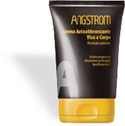 Angstrom Self-Tanning Face and Body Cream 100mL