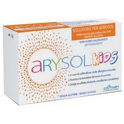 Arysol Kids Aerosol Solution 10x5mL