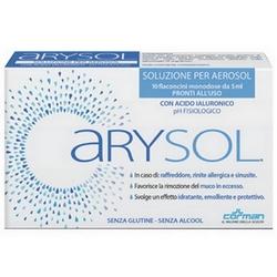 Arysol Aerosol Solution 10x5mL