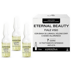 Aspersina Eternal Beauty Face Vials 7x1mL