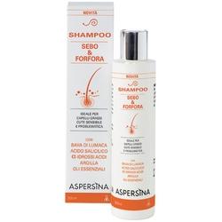 Aspersina Shampoo Sebum and Dandruff 200mL