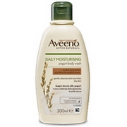 Aveeno Vanilla and Oats Bodywash 300mL