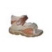 Babyzeta Sandal Brown-Beige Size 25 8000A