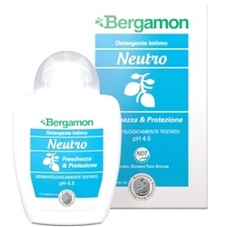 Bergamon Neutral Intimate Cleanser 200mL