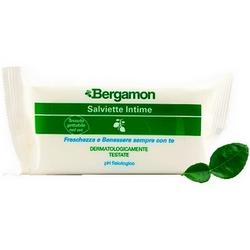 Bergamon Intimate Wipes 15Pieces