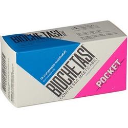 Biochetasi Pocket Compresse Masticabili 21,6g