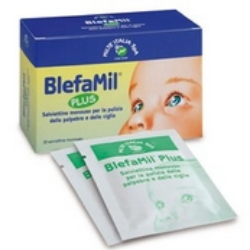 BlefaMil Plus Salviettine