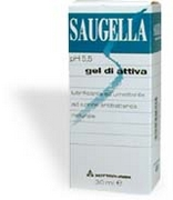 Saugella Gel di Attiva 250mL