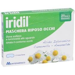 Iridil Maschera Riposo 4x7mL