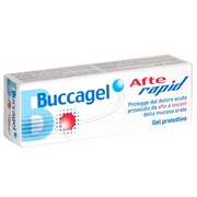 Buccagel Afte Rapid Gel Protettivo 10mL
