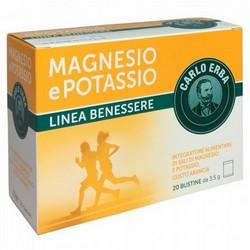 Carlo Erba Magnesio-Potassio Bustine 70g