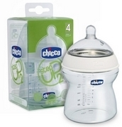 Chicco Biberon Step Up 2 4M 200mL