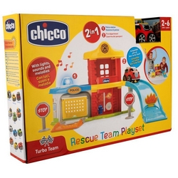Chicco Police-Fire Station Playset 9358