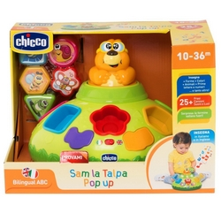 Chicco Sam the Mole Pop Up 7710