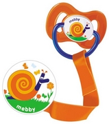 Mebby Soother Holder Snail