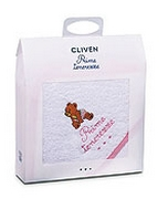Cliven First Tenderness Pink Bathrobe