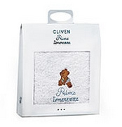 Cliven First Tenderness Blue Towel
