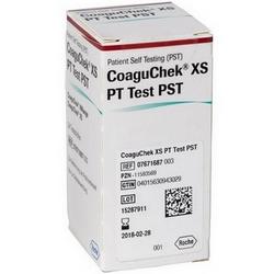 CoaguCheck XS PT 6 Test Strips
