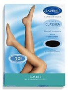 Sauber Tights Classic 70 Clear Size 4