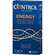 Control Energy 6 Condoms