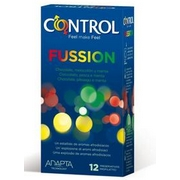Control Fussion 12 Condoms