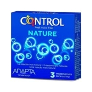 Control Nature 3 Condoms