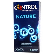 Control Nature 6 Condoms