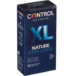 Control Nature XL 12 Condoms