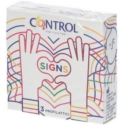 Control Signs 3 Condoms