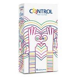 Control Signs 6 Condoms