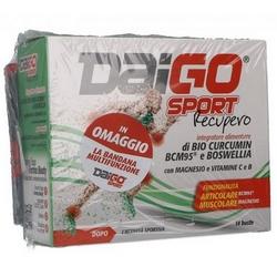 Daigo Sport Recupero Bustine 49g