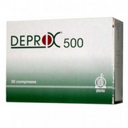 Deprox 500 Compresse 24,9g