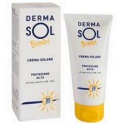 Dermasol Bimbi Crema Solare Protettiva 3-6 Anni 100mL